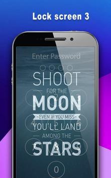 Motivational- Inspirational Wallpapers lock screen poster