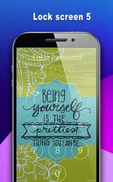 Motivational- Inspirational Wallpapers lock screen screenshot 4
