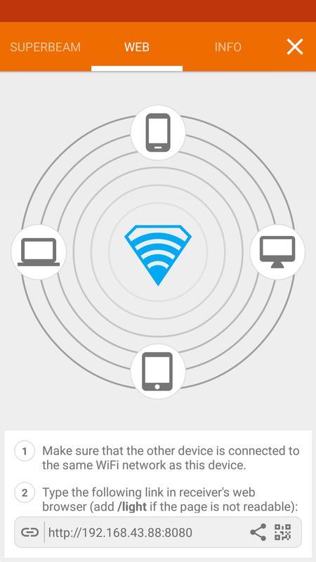 SuperBeam | WiFi Direct Share APK Baixar - Grátis ...
