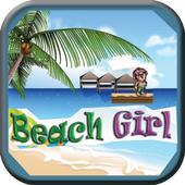 Beach Girl Adventure icon
