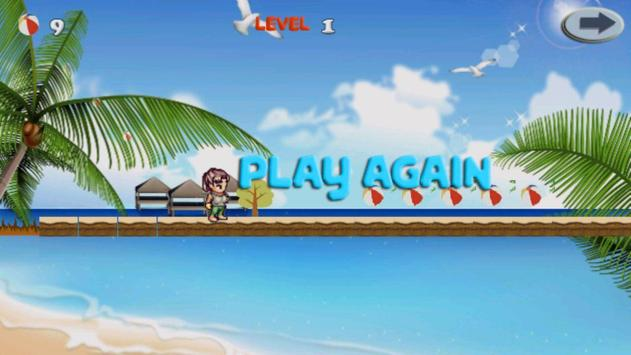 Beach Girl Adventure screenshot 1