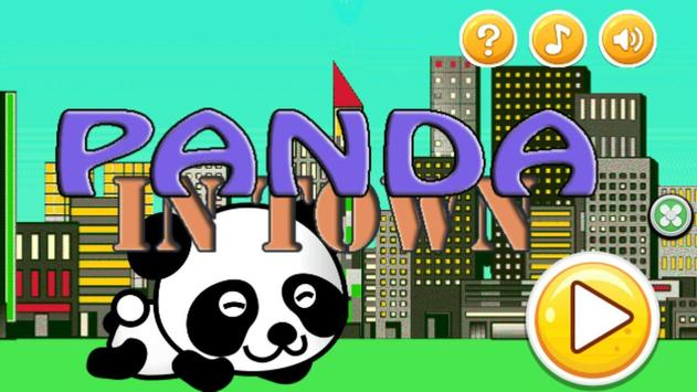 Panda in Town screenshot 1