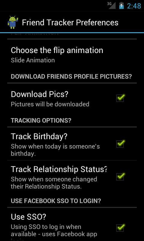 Friend Tracker (Facebook) for Android - APK Download