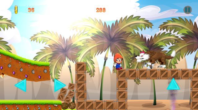لعبة مغامرات ليلى و الذئب apk screenshot