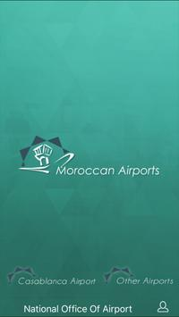 Morocco Airports poster
