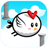 Flappy Ceasarian Bird icon