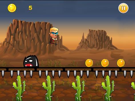 BamBo The Desert Soldier poster