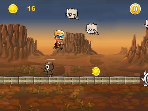 BamBo The Desert Soldier screenshot 1