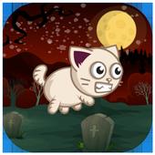 Scaredy Cat: Halloween Dash icon