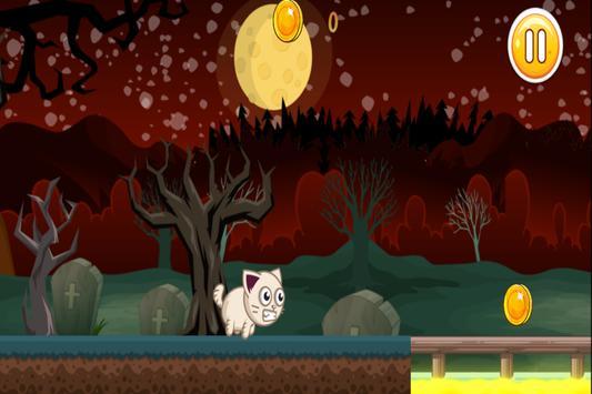 Scaredy Cat: Halloween Dash poster