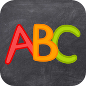 Android Alphabets Learning icon