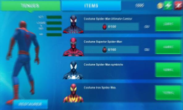 Trick Spide-Man 3 The Amazing apk screenshot