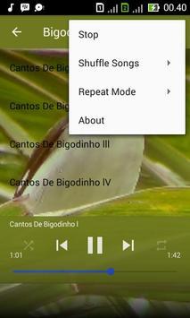 Canto de Bigodinho Mateiro apk screenshot