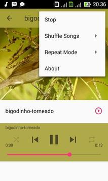 Canto de Bigodinho Campeao apk screenshot