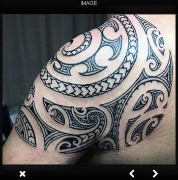 Maori Tattos Design screenshot 3