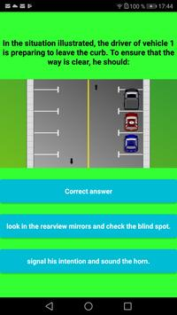 Canadian Driving Tests (Québec) Free screenshot 3