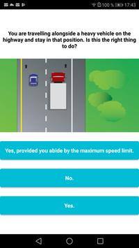 Canadian Driving Tests (Québec) Free poster