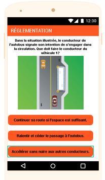 Québec Permis de conduire Examen En Français screenshot 2