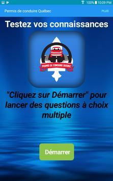 Québec Permis de conduire Examen En Français screenshot 4