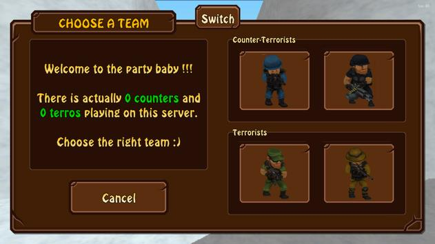 MiniStrike screenshot 2