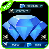 Instant mobile legends free diamond Daily Rewards icon