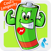 Fast battery charger - Coolers (Battery doctor) icon