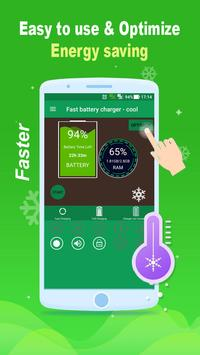 Fast battery charger - Coolers (Battery doctor) screenshot 1