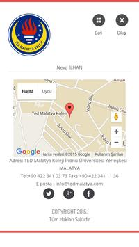 Malatya TED Koleji screenshot 4