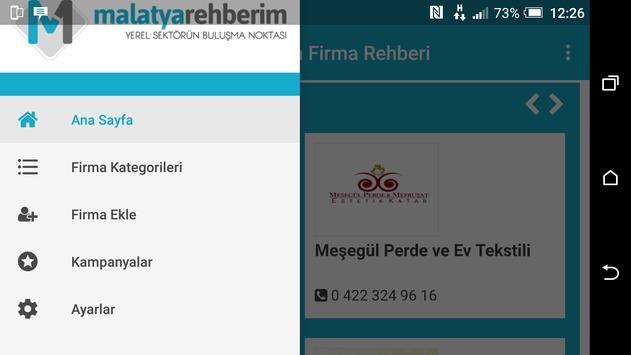 Malatya Rehberim screenshot 12