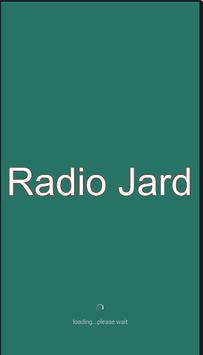 Radio Jard poster