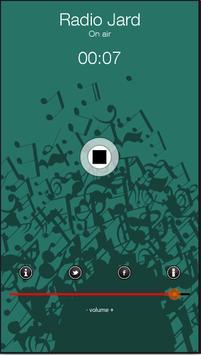 Radio Jard screenshot 1