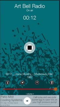 Art Bell Radio screenshot 1