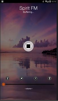Player For Spirit FM Tampa screenshot 1