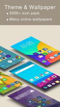 M Launcher -Android M Launcher apk screenshot