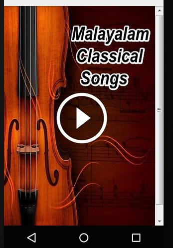 Malayalam Classical Songs for Android - APK Download