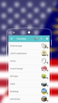 English to Malay Dictionary screenshot 7
