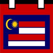 Public Holidays in Malaysia 2018 icon