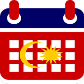 Malaysia 2018 -Official Holidays and Events icon