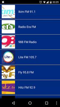 Radio Malaysia poster