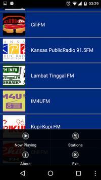 Radio Malaysia apk screenshot