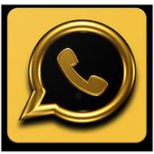 وااتس اب الذهبي broma icon