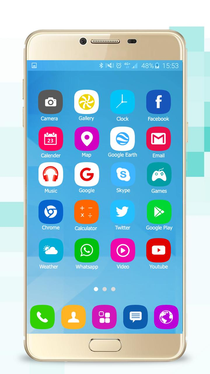 Theme for Samsung J7 Prime for Android - APK Download