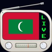 Maldives Radio Fm 7+ Stations   Radio Maldives icon