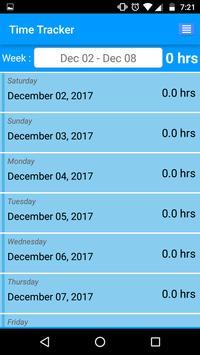 Mobile Aspects LeaveManagement screenshot 4