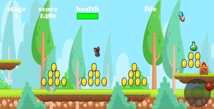 Ninjas are human too apk screenshot