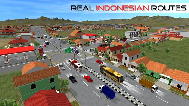 Bus Simulator Indonesia постер