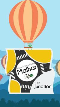 Malhar '16 постер