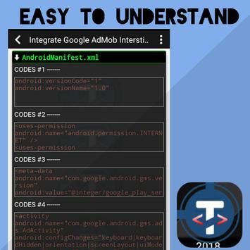 AndroidDev - Basic Codes poster