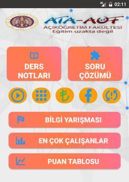 Ata Aöf SY 3. Sınıf poster