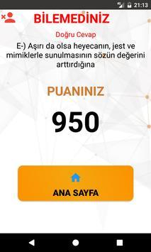 Ales Bilgi Yarışması screenshot 2